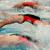 "Boulder and Fairview swimmers begin the 200-yard medley relay on Thursday.<br /> For more photos of the meet, go to  <a href=""http://www.dailycamera.com"">http://www.dailycamera.com</a>.<br /> January 5, 2012 / Cliff Grassmick"