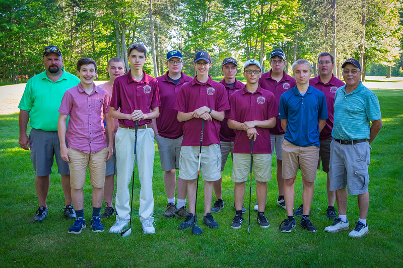 Fairview High School Boys Golf Team