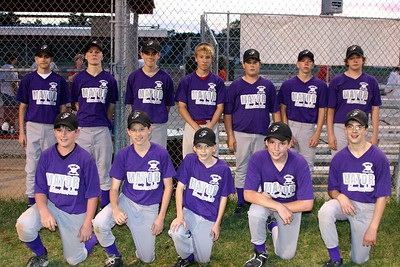 Fairview Rec Baseball - Mayor Patton