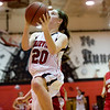 Fairview's  Caitlin Higgins goes up for a basket during the game against Brighton at Fairview High School in Boulder, Jan. 14, 2009. <br /> KASIA BROUSSALIAN