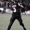 FAIRVIEW<br /> Fairview quarterback Michael McVenes looks to pass against Columbine.<br /> <br /> PHOTO BY MARTY CAIVANO<br /> Nov. 11, 2011
