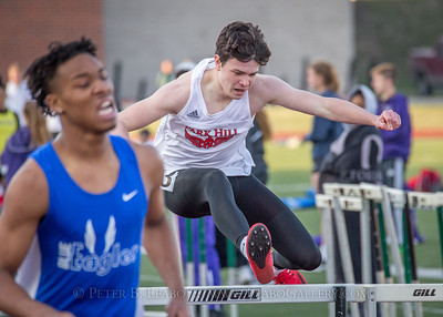 20180330-174205 Falcon Relays - 300 Hurdles - Boys