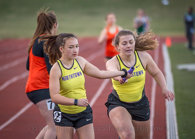 20180330-181933 Falcon Relays - 4x400 meters - Girls