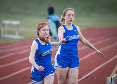 20180330-182853 Falcon Relays - 4x400 meters - Girls