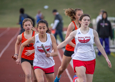 20180330-181823 Falcon Relays - 4x400 meters - Girls
