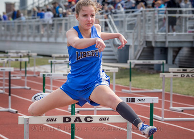 20180330-145847 Falcon Relays - Shuttle Hurdle Relay - Girls