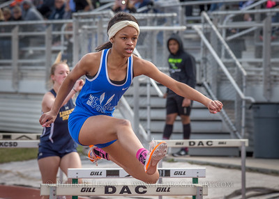 20180330-145758 Falcon Relays - Shuttle Hurdle Relay - Girls