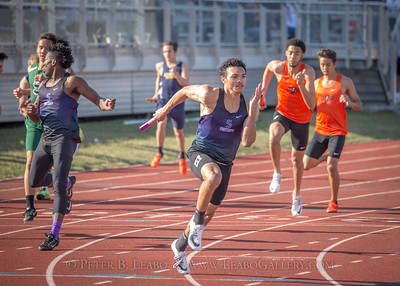 20180330-160436 Falcon Relays - Sprint Medley 1,1,2,4 - Boys