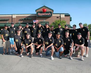 Falcon Varsity Baseball