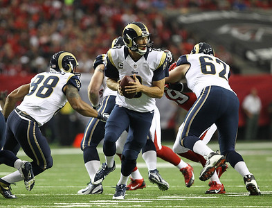 NFL 2013-Atlanta defeats St. Louis 31-24