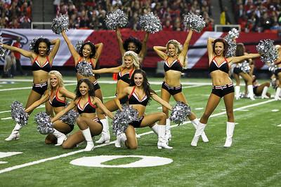 NFL 2013 - Saints beat the Falcons 17-13