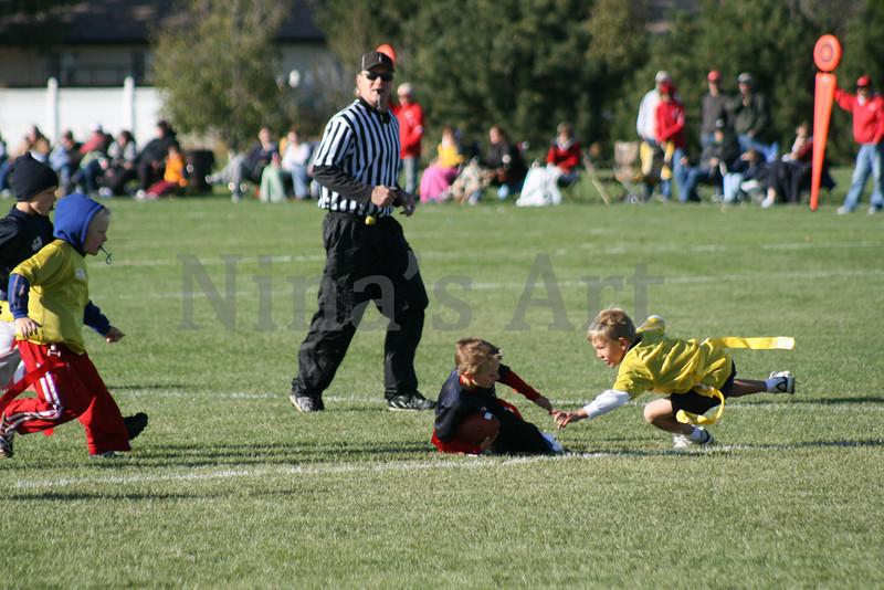 2009 Flag Football 7 year olds