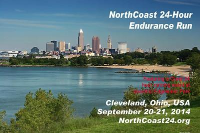 NorthCoast 24 Hour Endurance Run 9/20-21, 2014