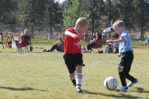 Fall Soccer 2012