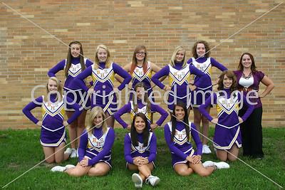 Fall Sports Team Photos 2012