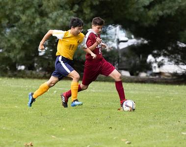 Boys' Fourths Soccer v Trinity-Pawling