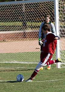 Boys' thirds soccer vs Berkshire