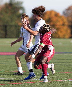 Boys' Varsity Soccer v Trinity-Pawling