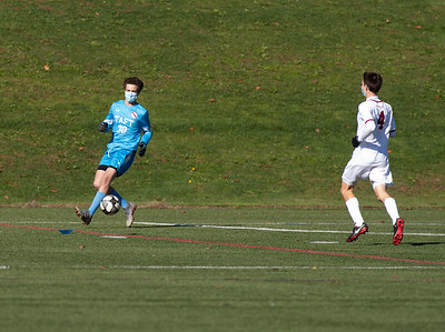 Boys' Performance Soccer scrimmage