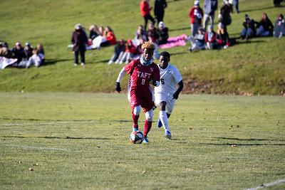 Boys' Varsity Soccer v Berkshire