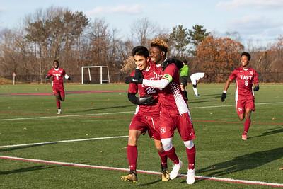 Boys' Varsity Soccer v Choate