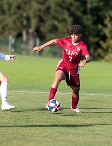 Boys' Varsity Soccer v Andover