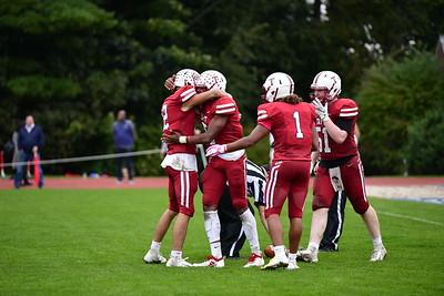Varsity Football v Trinity-Pawling
