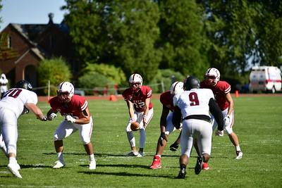 Varsity Football v Salisbury