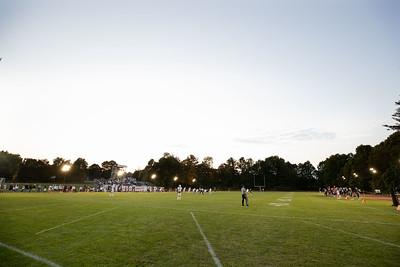 Varsity Football v Williston Northampton
