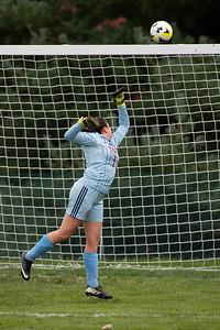 Girls' JV Soccer v Berkshire