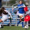 Andrean vs Bethany Christian HS Girls Soccer Class 1A Regionals