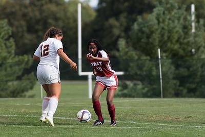 Girls' Thirds Soccer v Suffield Academy