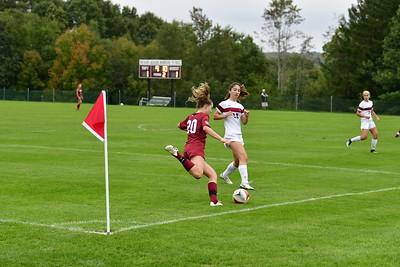 Girls' Varsity Soccer v Hopkins