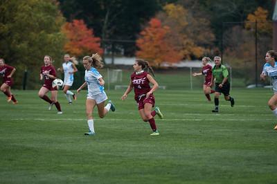Girls' Varsity Soccer v Northfield Mount Hermon