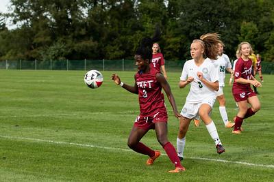 Girls' Varsity Soccer v Berkshire