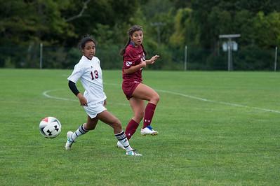 Girls' Varsity Soccer v Loomis Chaffee
