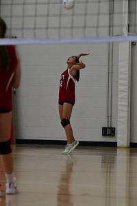 Thirds Volleyball v Kent