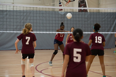 Thirds Volleyball v Indian Mountain School