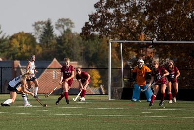 Varsity field hockey vs Williston Northampton