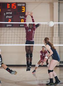 Varsity Volleyball v Phillips Andover