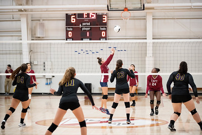 Volleyball v Ethel Walker