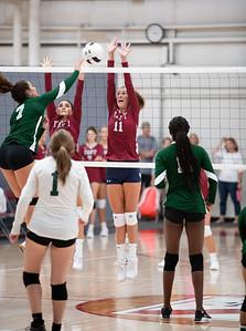 Varsity Volleyball v Berkshire