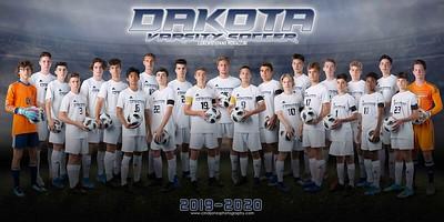 DHS Boys Soccer 2019-2020