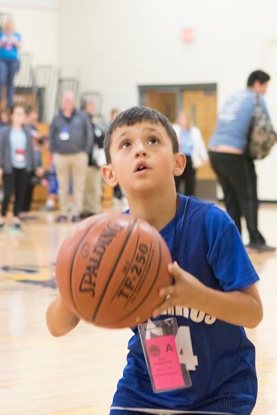 2017 Basketball Skills
