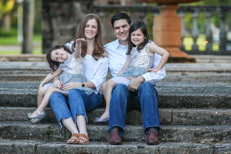 Family Photo Cruz Family