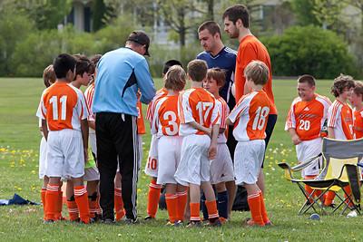 Essex U-10 boys 2012-3