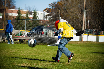 Farmington Rec Soccer Semi-Final Game - New England Revolution vs LA Galaxy