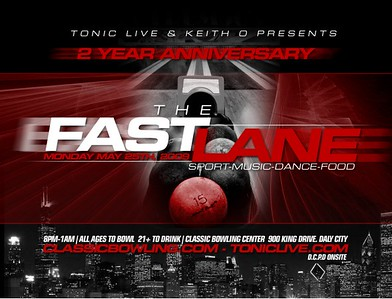 Fastlanes @ Classic - 5.26.09