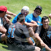 Santa Cecelia Mexicali teammates enjoy the Santa Barbara sun at Elings Park