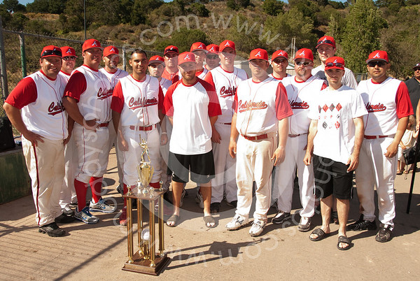 2010 Best of the West Champions, the California A's